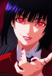 Yumeko Jabami by AnimeFanNo1