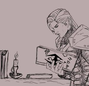 TESV - Alyeena of the Dawnguard