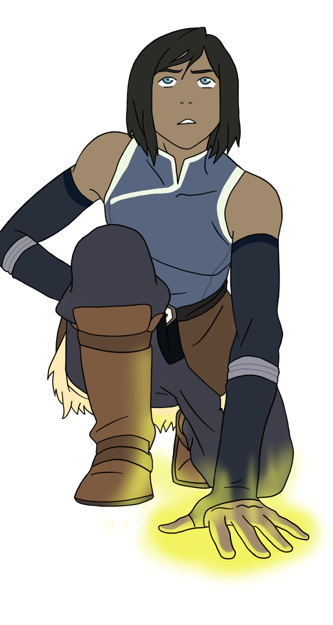 Book 4 Korra by SerenatheArtist