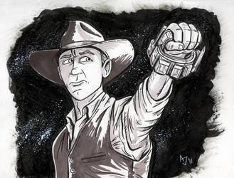 Cowboys and Aliens by AtlantaJones