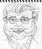 George Lucas by AtlantaJones