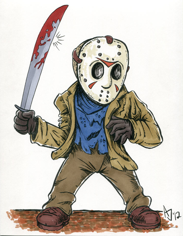 Jason Mask Clip Art   www.imgkid.com - The Image Kid Has It!