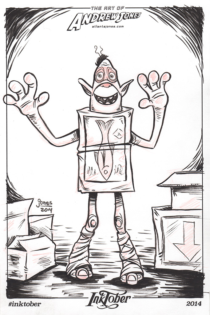 boxtrolls coloring pages - photo#35