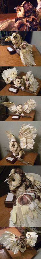Paper Owl 1