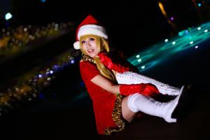 Cosplay of Santa girl 2 by MinoruneTomo