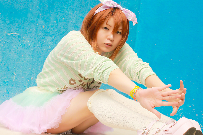 Cute Japanese girl by MinoruneTomo