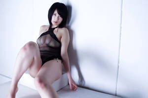Pin-up girl by MinoruneTomo