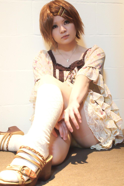 Ecchi girl by MinoruneTomo