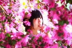 A kaleidoscope-like flower by MinoruneTomo