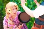 Rapunzel by MinoruneTomo