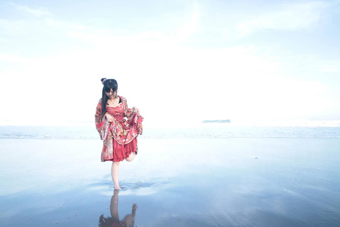 Princess from the sea by MinoruneTomo
