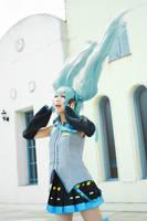 Hatsune Miku 3 by MinoruneTomo