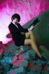 Akane Tsunemori (PSYCHO-PASS) 4 by MinoruneTomo