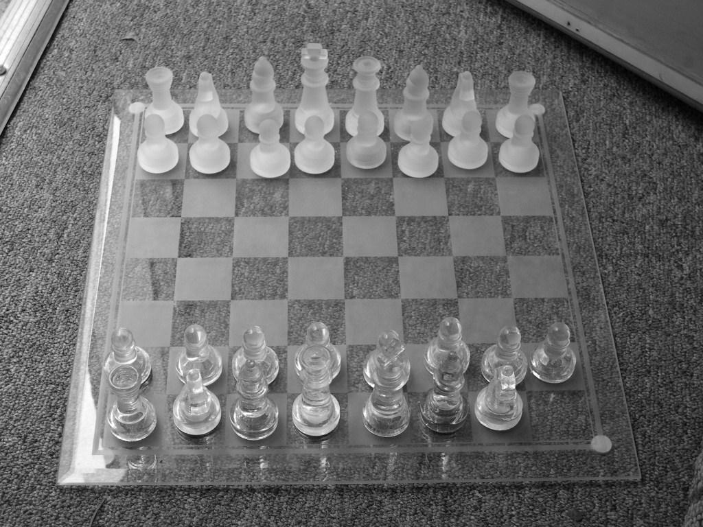 Glass Chess Pieces 2 By Kathrynstar Stock On Deviantart