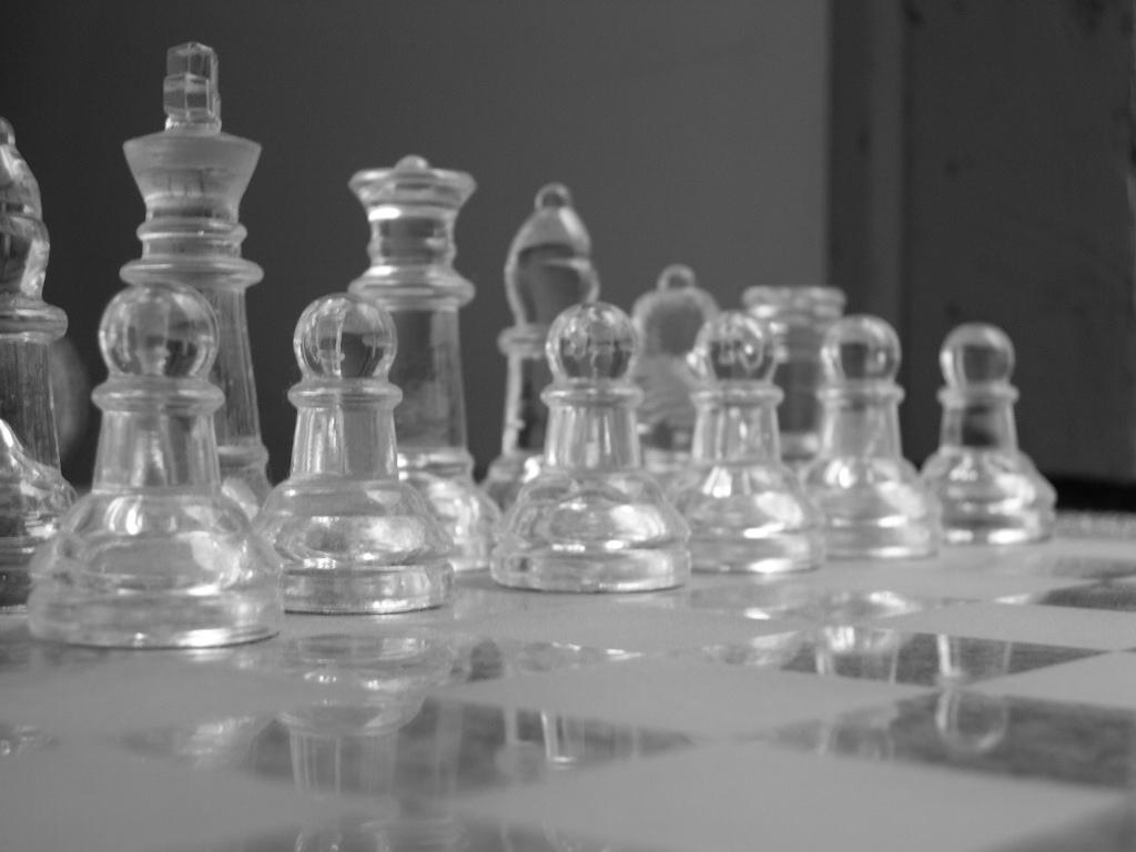 Glass Chess Pieces 3 By Kathrynstar Stock On Deviantart