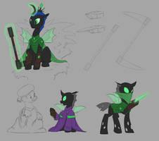 My Changeling Shadow Hive Kingdom
