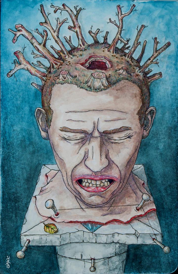 cranioscavo by diosenzanome