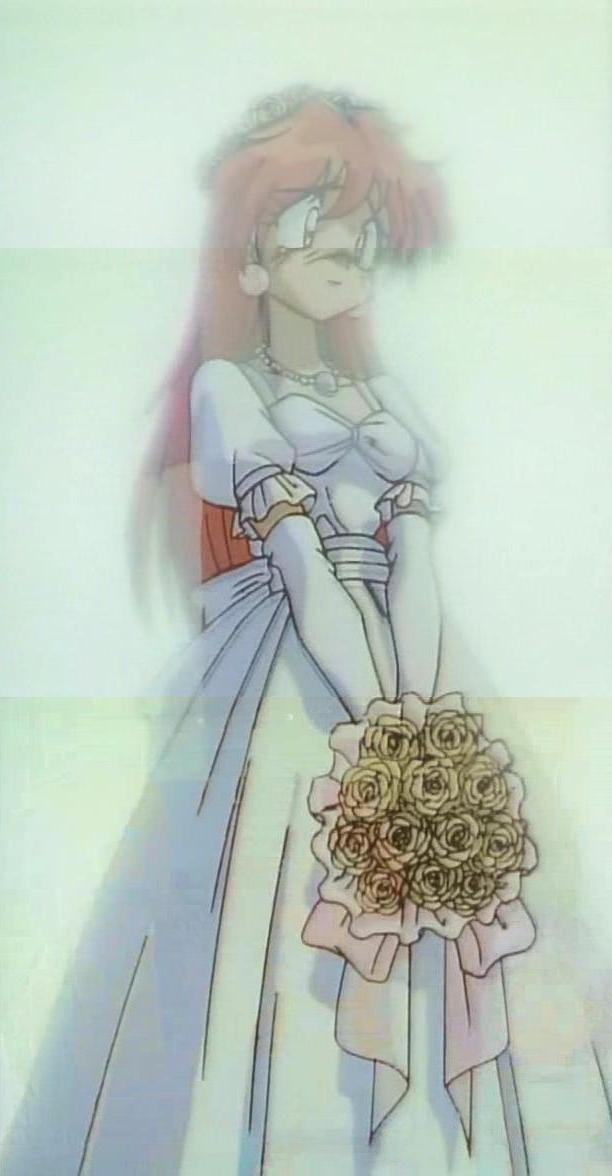 Lina Inverse Wedding Dress by Dante-564 on DeviantArt