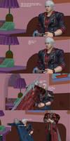 Request: Calm down Nero