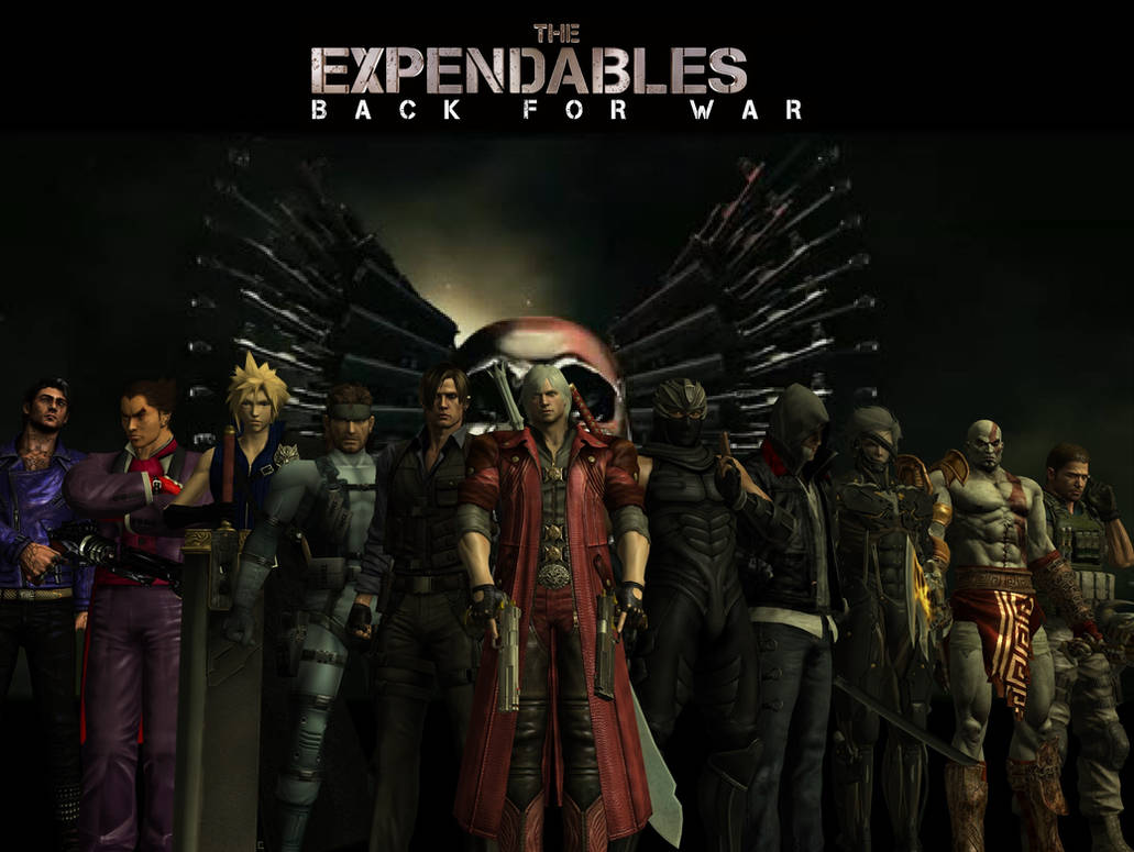 The Expendables REMAKE