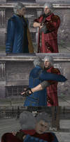 Give your brother a hug by Dante-564