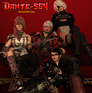 Dante-564's Profile Picture