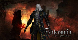 Castlevania Lords of Shadow 2 - Alucard(REUPLOAD)