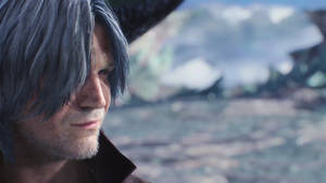 Devil May Cry 5 - Dante smile