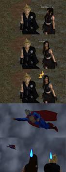 No It Is Sephiroth