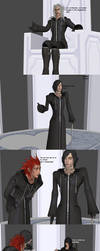 a new one in the Organisation XIII by Dante-564