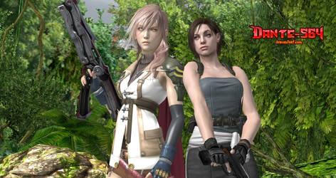 Lightning Vs Jill