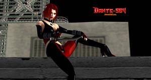 Bloodrayne The Dhampir