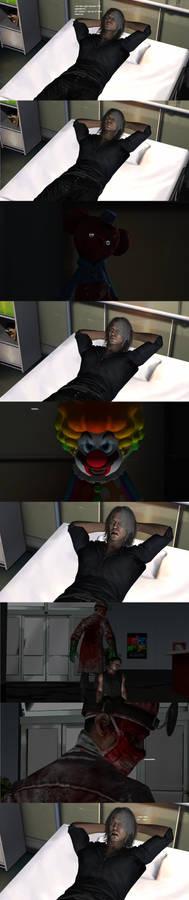 Scary Comics Season 8: Dante In Hospital