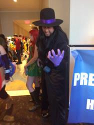 Classic Undertaker Cosplay