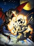 Beware of Space Dragons