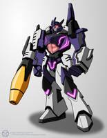 WfC Galvatron by KaijuDuke