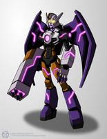 Decepticon Thunderblast by KaijuDuke