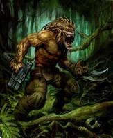 nemezis lion by Perun-Tworek