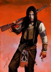 Indian by Perun-Tworek