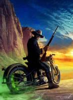 Harley-Davidson by Perun-Tworek