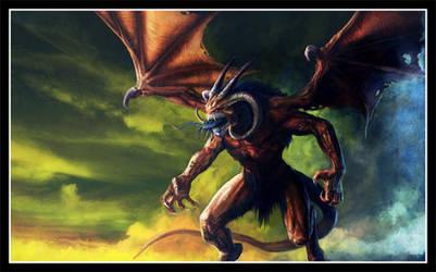 demon by Perun-Tworek