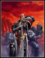 Black Templars by Perun-Tworek