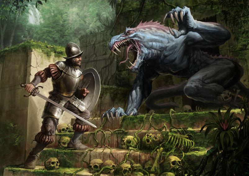 conquistador by Perun-Tworek
