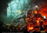 warzone resurrection - cover art