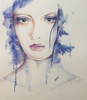 Hesitation.. by Sara-Arasteh