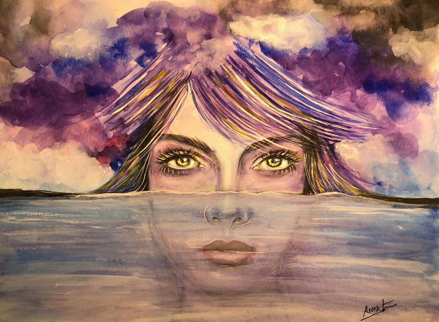 Storm Is Coming.. by Sara-Arasteh