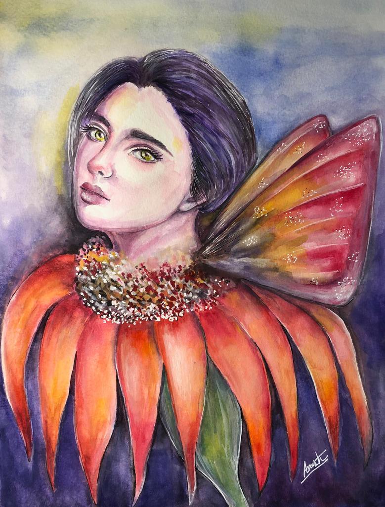 Rebirth by Sara-Arasteh
