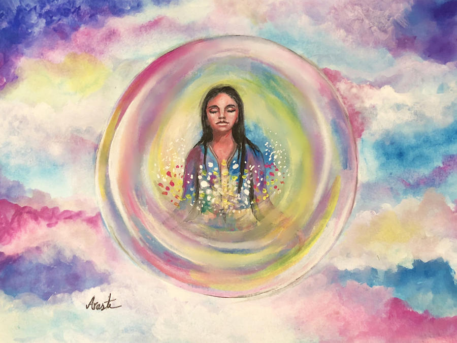 Inner Peace by Sara-Arasteh