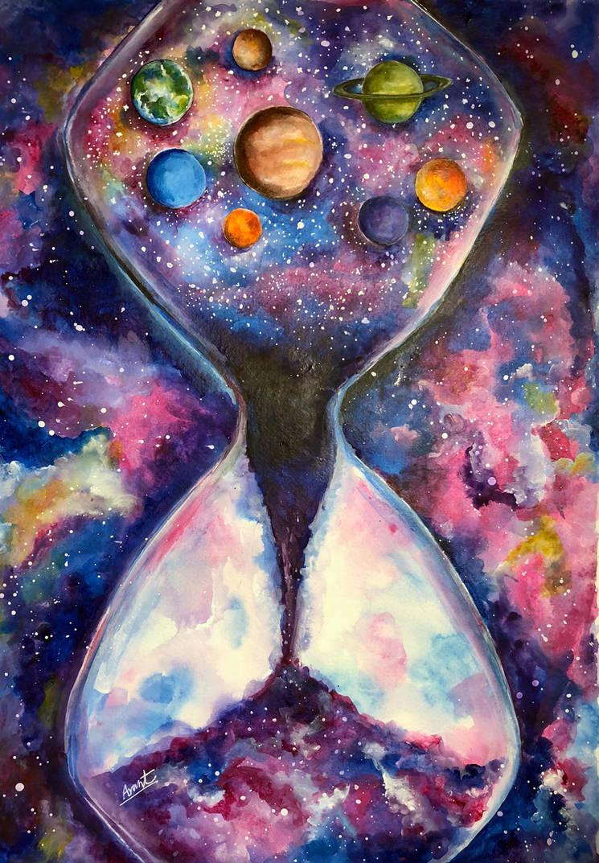 Black Hole, A New Beginning.. by Sara-Arasteh