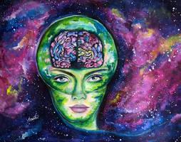 Think Outside the Globe by Sara-Arasteh